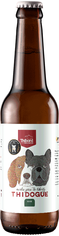 Brasserie Thibord Bouledogue Gose Find A Bottle