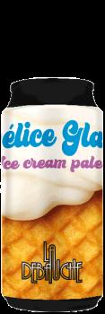 Canette de Bière Délice Glacé Pale Ale de la brasserie La Débauche