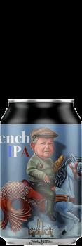 Canette de Bière French IPA de la brasserie La Débauche