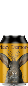 Canette de Bière Hazy Diamond Sour de la brasserie La Débauche
