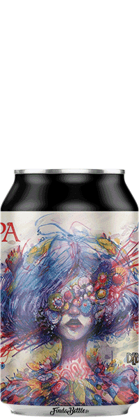 Canette de Bière IPA de la brasserie La Débauche