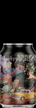 Canette de Bière Cherry leader Sour de la brasserie La Débauche