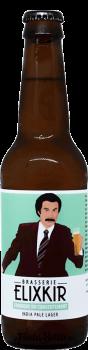 bouteille de biere artisanale india pale lager fabrique du consentement brasserie elixkir