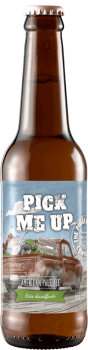 Bouteille de bière Pick Me Up pale ale Brasserie Piggy Brewing Company