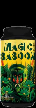 Canette de Bière Magic Baboon Gose de la brasserie La Débauche