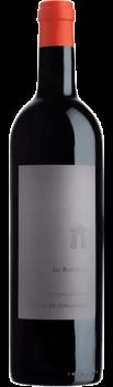 Bouteille de vin La Baronnie rouge du Château de Jonquières
