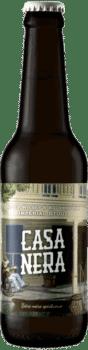 Bouteille de bière Casa Nera imperial stout ba whisky Brasserie Piggy Brewing Company
