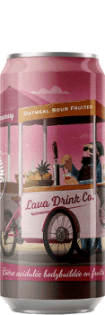 Canette de bière Lava Drink Co Oatmeal Sour Piggy Brewing Company