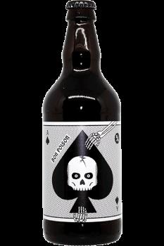 Bouteille de bière Oktobertest Sour IPA de la brasserie Bon Poison
