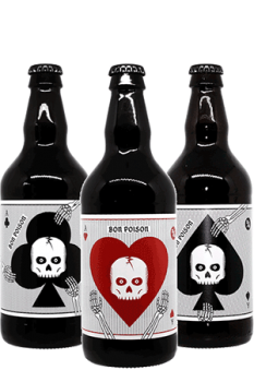 COFFRET DE BOUTEILLES OKTOBERTEST 2020 BON POISON FIND A BOTTLE