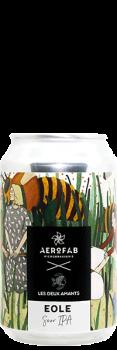 Canette de bière Eole Sour IPA brasserie aerofab