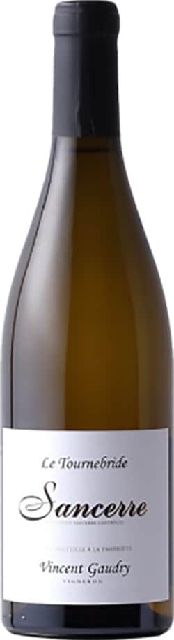 Bouteille de vins Sancerre Blanc Tournebride du Domaine Vincent Gaudry