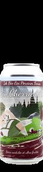 Canette de bière Ich Bin Cherried All Day Sour Brasserie Piggy Brewing Company