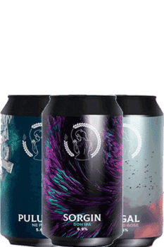 Coffret Canettes nouveautés bières artisanales Brasserie La Superbe