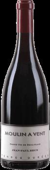 Bouteille de vin Moulin à Vent du Domaine des Terres dorées