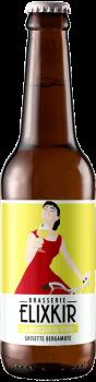 la douceur de vivre biere artisanale de style grisette de la brasserie Elixkir