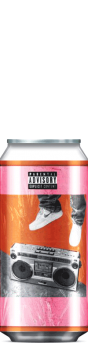 BIERE ARTISANALE THE RETURN OF THE BOOM BAP SOUR DIPA BRASSERIE LA PTITE MAIZ