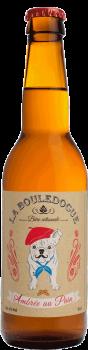 Ambrée au Pain Bio Brasserie La Bouledogue