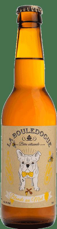 Blonde Au Miel Bio Brasserie La Bouledogue