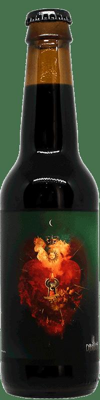 Bouteille de Bière Eisbock Sacred Heart VI de la brasserie La Débauche