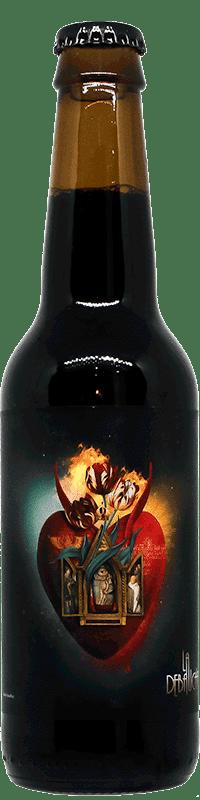 Bouteille de Bière Eisbock Sacred Heart V de la brasserie La Débauche