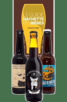 Coffret de bières artisanales Hachette des Bières 2021