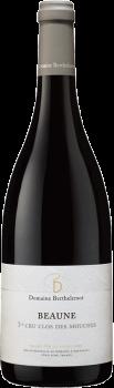 Bouteille de vins Beaune Clos des Mouches domaine Berthelemot