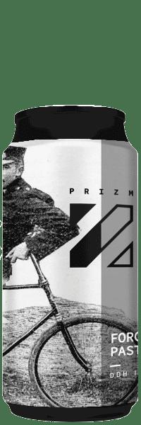 Canette de bières Forget The Pastddh ipa brasserie Prizm