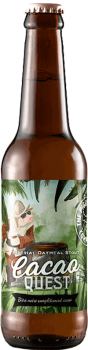 BIERE ARTISANALE CACAO QUEST IMPERIAL STOUT BRASSERIE PIGGY BREWING