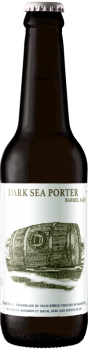 Biere Dark Sea Porter de la brasserie du grand paris