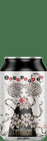 Can de Bière Chapitre 13de la brasserie La Débauche