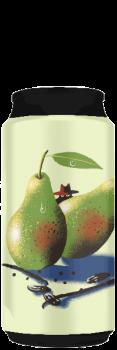 Canette de bière artisanale Peekaboo Gose Poire Tonka Brasserie Hoppy Road