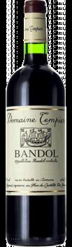 Bouteille de vin Bandol Rouge du Domaine Tempier
