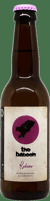 Brasserie The Baboon Kokomo smash Ale Find A Bottle