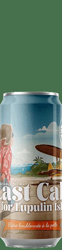 Canette de bière Last Call Double NEIPA Brasserie Piggy Brewing Company