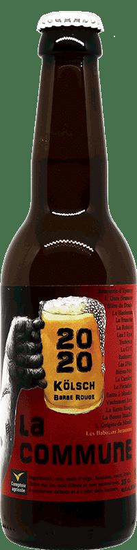 Brasserie The Baboon La commune 2020 Kolsch Find A Bottle