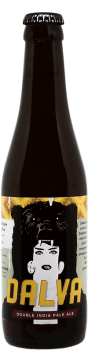 Bière artisanale Dalva double ipa brasserie Thiriez
