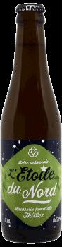 Bière artisanale saison houblonnée etoile du nord brasserie Thiriez