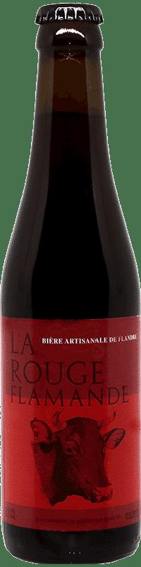 Bière artisanale rouge flamande brasserie Thiriez