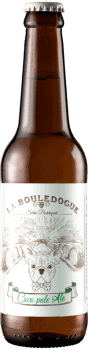 Coco Pale Ale Barrique Bourbon Brasserie la Bouledogue