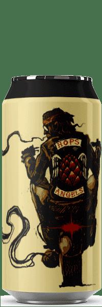 Hops Angels Double IPA Brasserie Hoppy Road