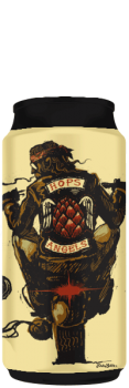 Hops Angels Double IPA Brasserie Hoppy Road