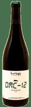 Bouteille de vin DMC12 du Domaine David Large