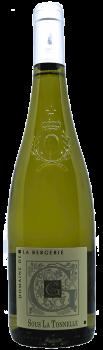 Bouteille de vin Anjou Sous la Tonnelle du Domaine de la Bergerie
