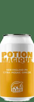 Bière Potion Magique Neipa brasserie 90 BPM