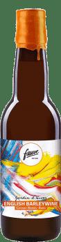 biere artisanale jardin d'hiver english barley wine brasserie fauve