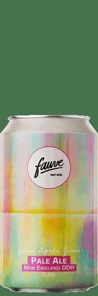 biere artisanale jour apres jour new england pale ale ddh brasserie fauve