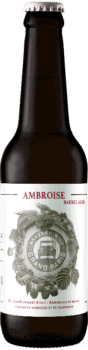 Ambroise biere Stout de la brasserie du grand paris