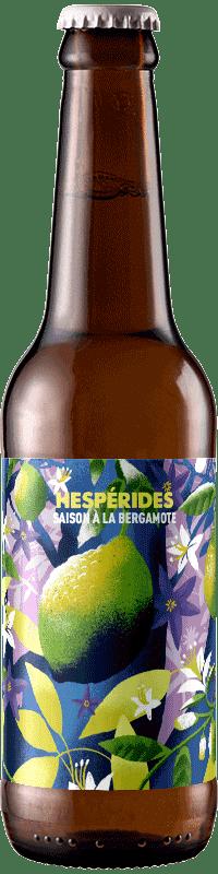 Bergamote Hespérides Saison Brasserie Hoppy Road