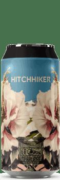 Canette de Bière Hitchhiker Saison DH de la brasserie La Débauche